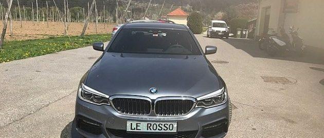 BMW serija 5: 520d M PAKET 853 EUR NAJEM