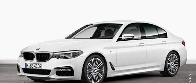BMW serija 5: 520d xDrive Avt.NA ZALOGI. NAJEM VOZILA KAMERA.