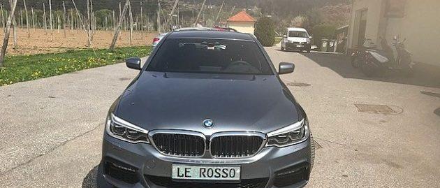 BMW serija 5: 520d xDrive Avt.M PAKET NA ZALOGI. NAJEM